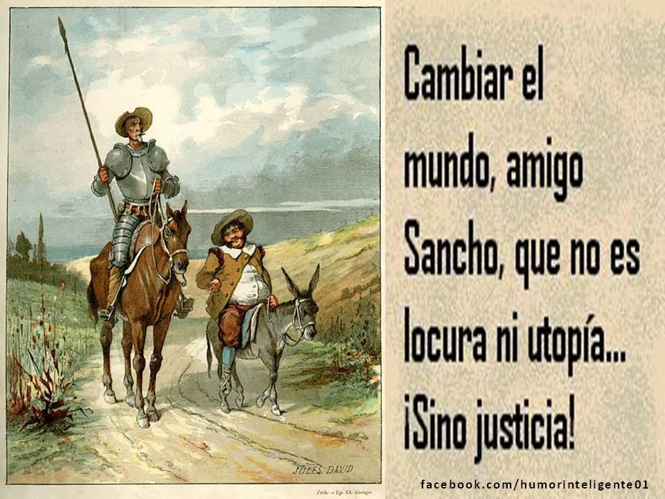 La sabiduría de Miguel de Cervantes